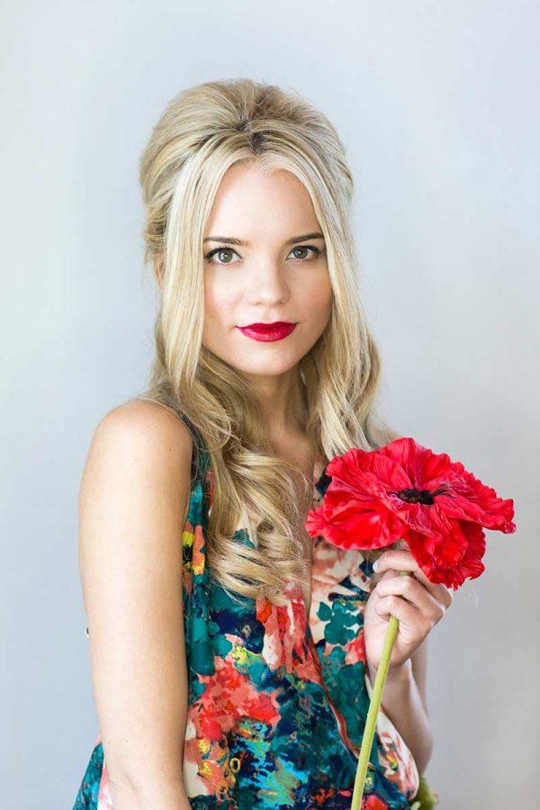 Deep-Red-Lipstick