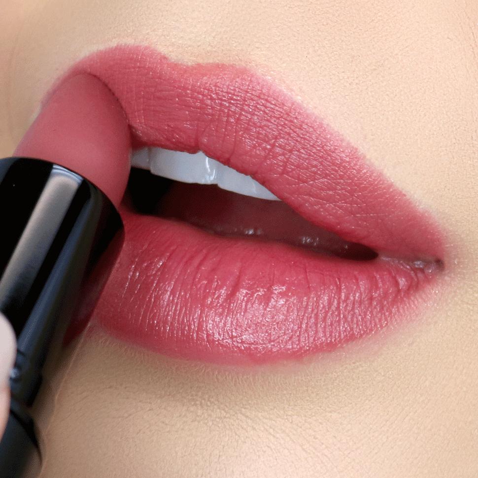 Mauve Lipstick Amber Energy Semi Matte Lipstick Kismet