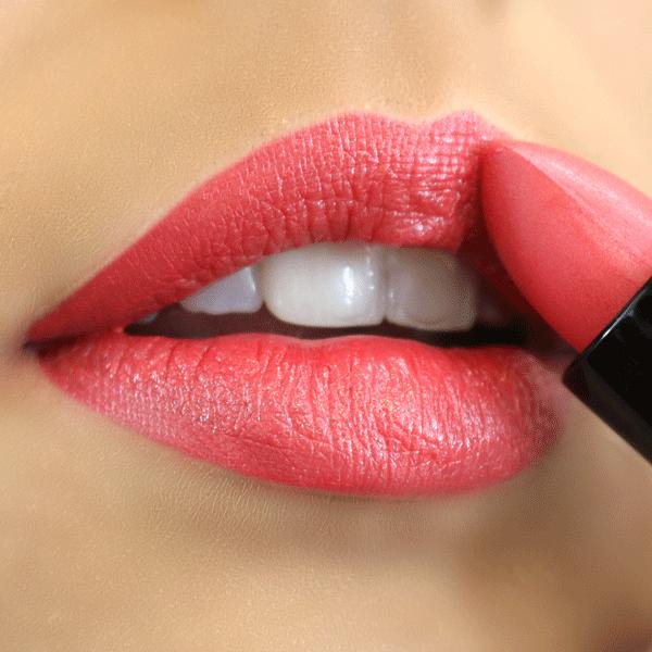 Best Coral Lipstick Crushed Coral Semi Matte Lipstick