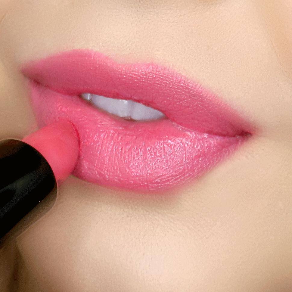 Light Pink Lipstick - Rosy Posy Semi-Matte Lipstick Kismet Cosmetics